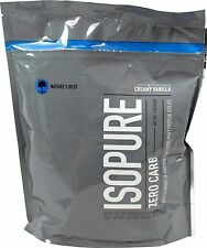 Nature's Best ISOPURE 1 lb Zero Carb NEW | ALL FIVE FLAVORS Whey Isolate Protein