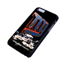 NEW YORK GIANTS iPhone 4/4S 5/5S 5C 6 6 Plus Case Apple Phone Cover