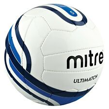 MITRE ULTIMATCH FOOTBALL MATCH BALL SIZE 4 OR 5