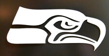 SEATTLE THE SEAHAWKS LOGO Vinyl Decal Die-Cut Super Bowl Sticker , 5 1/2 Inches