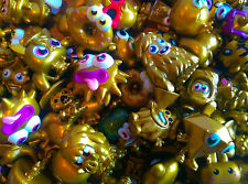 MOSHI MONSTERS MOSHLINGS FIGURES GOLD SPECIAL ULTRA RARE P&P DISC 10 GETS 2 FREE