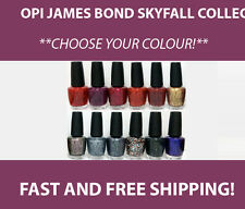 NEW- OPI BOND SKYFALL Collection - FAST and FREE Shipping - Choose Your Colour!