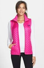 THE NORTH FACE Kayla VEST Charcoal GREY White BLACK Pink MISSES Womens  M 10 12