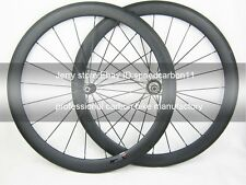 carbon road wheel ceramic bike hub 700C 50mm clincher racing wheel wholesale
