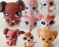 LPS LITTLEST PET SHOP DOGS: POODLES & PUPPIES.COMBINED WORLD POSTAGE.TAKE A PICK