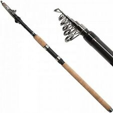 NEW DAIWA MEGAFORCE TELESPIN TELESCOPIC SPINNING RODS 9Ft/10Ft