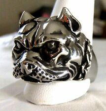 American ‎Staffordshire Pit Bull Pitbull Terrier Rings Style II All Sizes