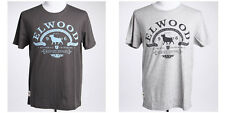 Elwood Men's RAGING BULL Regular Fit Short Sleeve Tee Top T-shirt S M L XL XXL