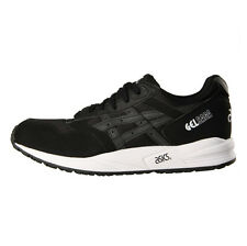 "New Mens ASICS  Gel Saga ""Monochrome"" Trainers - Black"