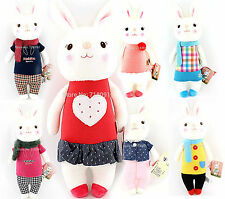 """Metoo Plush Toy Rabbit Doll For Baby Gifts,Rose,11"""",1PC conejo 35cm"""