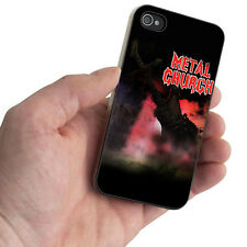 Metal Church Album 1984 Case For iPhone 4 | 4S | 5 | 5S | 5C | 6 | 6 + | iPod 5