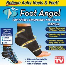 As Seen On TV Foot Angel Anti Fatigue Foot Compression Sleeve