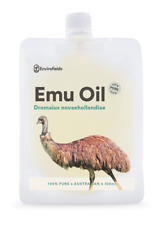 100% PURE AUSTRALIAN EMU OIL 50ml*FREE SHIPPING* Ant-Aging,Stretch Marks, Burns
