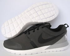 NIKE ROSHE RUN NM W SP ANTHRACITE TECH FLEECE 8 8.5 9.5 GREY trophy gold heather