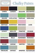Chalky Finish Paint   DecoArt Americana®