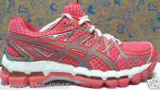 ASICS GEL KAYANO 20 LITE SHOW WOMEN'S RUNNING SHOES T35CQ-3193  CORAL-LITE-RED