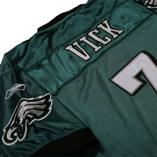 Philadelphia Eagles #7 Michael Vick NFL Premier Football  Jersey New M/L/XL