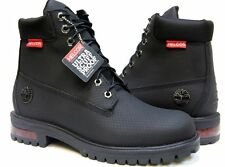 "Mens Timberland 6"" 6 inch Scuffproof Classic Boots New, Trail Black 29516"