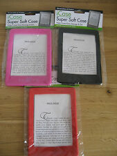 New Super Soft Kindle 4/4th Generation Skin/Cover,Helps Protect from dirt/damage