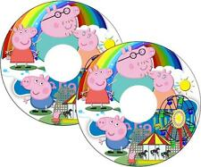 Wheelchair Spoke Guard skins PEPPA PIG Custom Designs Personalised Kids