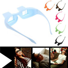 Periscope Spectacles Prism Glasses Lying Down Eyeglass Frame Fr Watch TV Reading