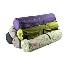 2015 Fashion Multifunction Yoga Mat Backpack Sport Canvas Bags