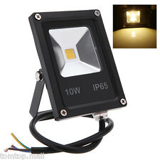 Ultrathin 10W Warm White/White Floodlight Outdoor Lamp LED Flood Light IP65 NEW