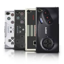 STUFF4 Back Cover/Case for Sony Xperia Z1 Compact/Games Consoles