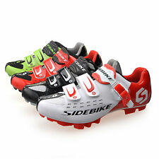 New SIDEBIKE MTB Shoes Breathable Bicycle Shoes Cycling shoes Men Athletic Shose