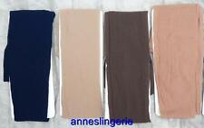 STOCKINGS 10 DENIER IN VARIOUS COLOURS ONE SIZE