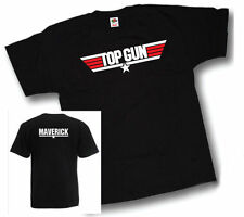 TOP GUN T SHIRT, ALL names here, Maverick Goose Hollywood Topgun STAG DO tshirt