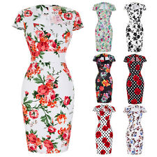 Summer Plus size 1950s 50s Retro Evening Rockabilly Pin up Swing Vintage Dress