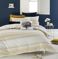 """Pure Cotton Luxury """"Sass"""" Quilt Cover Set for King or Queen Size Bed,Designers C"""