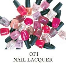 OPI Nail Lacquer - Classic Couleurs - 15ml - (Couleurs A-J) - Vernis à Ongles