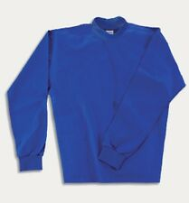 Mens Max-Weight Hwt Mock Turtle Neck Shirt S to 6XL