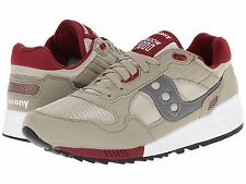 Saucony Originals Shadow 5000 Men's Sneakers. Tan/Grey. Size 13, 14