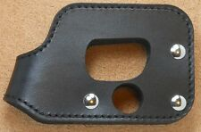 SHOOT THRU LEATHER HOLSTER FOR BERETTA PICO