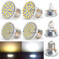 E27/GU10/MR16 24/29/48/60 3528/5050 SMD LED Spotlight Warm/Cool White lámp LC