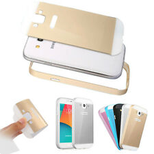Luxury Aluminum Metal Bumper Case Cover For Samsung Galaxy Grand Duos i9082