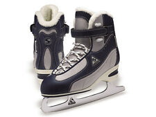 Jackson Navy ST3000 Softec Vantage Women's Ice Figure Skates