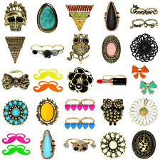 FASHION RINGS, COSTUME RINGS, TRIBAL, ETHNIC, STATEMENT, FUNKY, QUIRKY, Love Moi