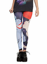 Disney Little Mermaid Ariel Ursula Leggings NWT Yoga Pants