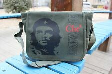 Fahison Nostalgic Green Brand New Canvas Shoulder Bags Messager Bags For DIY