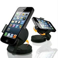 360° Car Cradle Mount Windscreen Holder Stand FOR Apple iphone ipod itouch new