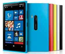 New! Brand Nokia Lumia 920 GSM 4G LTE Smartphone (Factory Unlocked) - 32GB 8mp