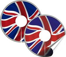 WHEELCHAIR SPOKE GUARDS UNION JACK Custom Design Mobility Accessories