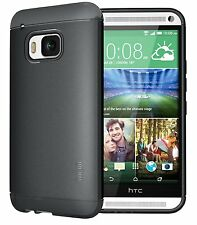 TUDIA Thin LITE Protective TPU Flexible Soft Skin Gel Case for HTC One M9