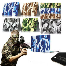 Fashion Camouflage Rubberized Hard Case for MacBook Air 11 13 Pro 13 15 Retina