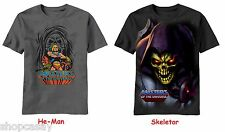 He-Man, Masters Of The Universe, Skeletor, Battle Cat / Cringer, Orko T-Shirt