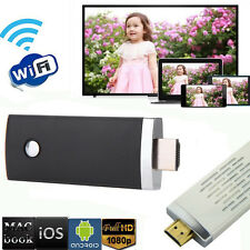 Wireless WiFi HDMI Display Dongle Airplay Mirror Phone to TV for iPhone Samsung